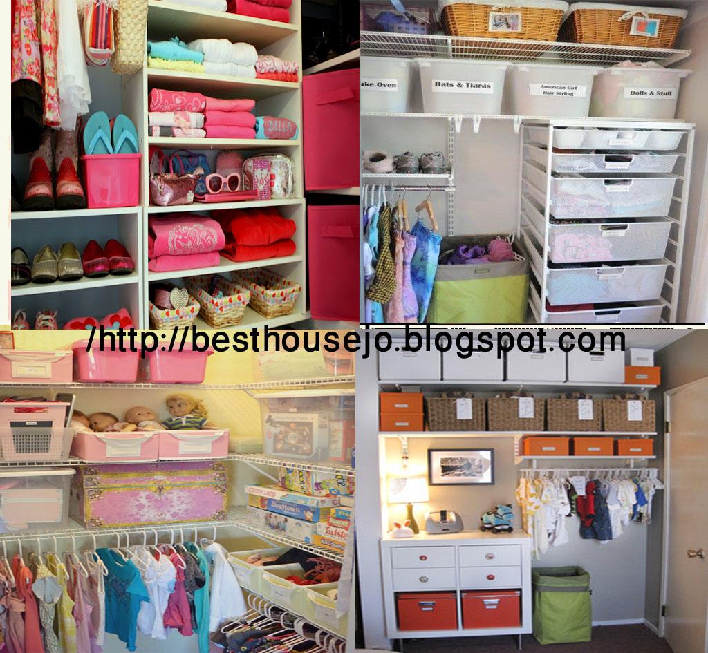 How to organize kids closet for How to organize closets