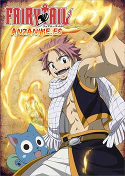 Ver online Fairy tail anime completo