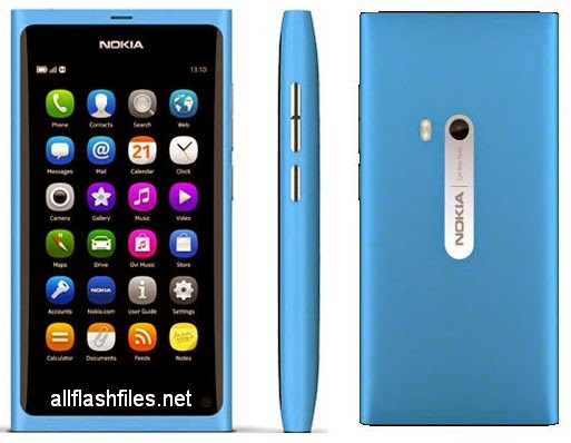 Nokia N9 RM-696 Latest Flash File/Firmware Free Download