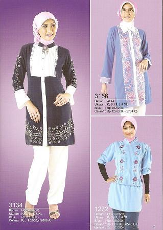 Baju Muslim Murah 2012 Trend Model Busana Muslim Pria W