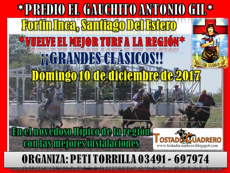PREDIO GAUCHITO GIL 10-12
