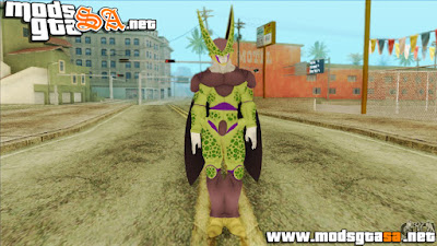 SA - Skin Cell do Dragon Ball Xenoverse