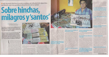 Entrevista Diario 16 (Perú)