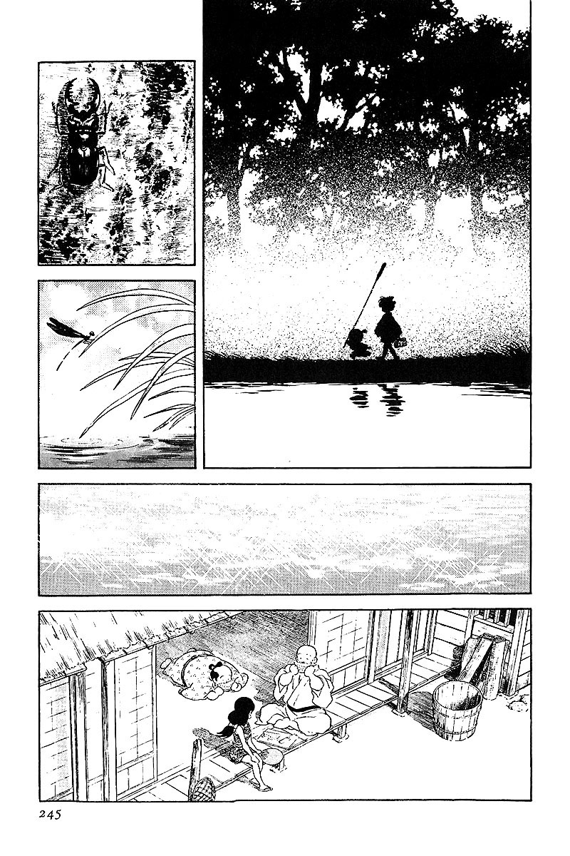 Nijiiro Togarashi - Ớt Bảy Màu chap 31 - Trang 7