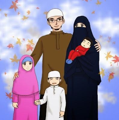 Keluarga Islam, Sang Pena