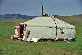 Une Yourte en Mongolie