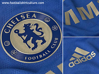 Jersey Terbaru Chelsea Musim 2012/2013 Home Away