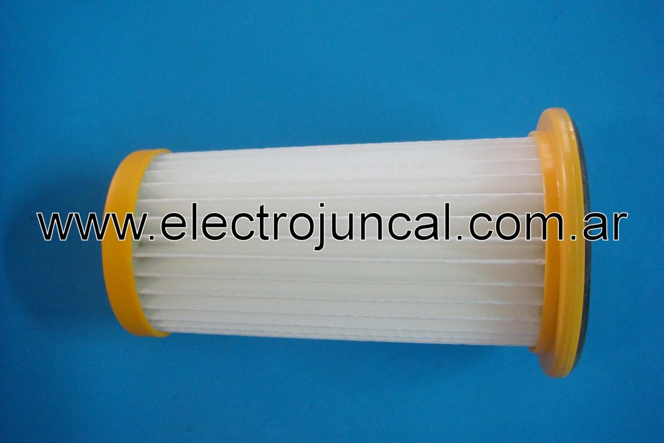 Electro juncal service filtro hepa aspiradora philips fc for Aspiradora con filtro hepa