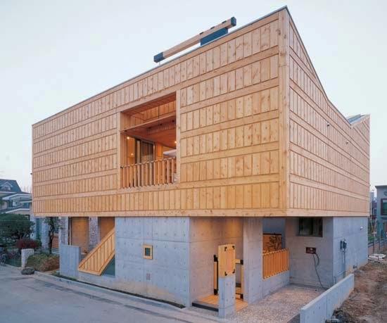 Desain Rumah Minimalis Ala Korea | Konsep Desain Rumah