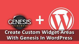 How To Create Custom Widget Areas With Genesis In WordPress