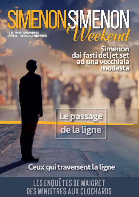 SIMENON SIMENON WEEKEND N.12