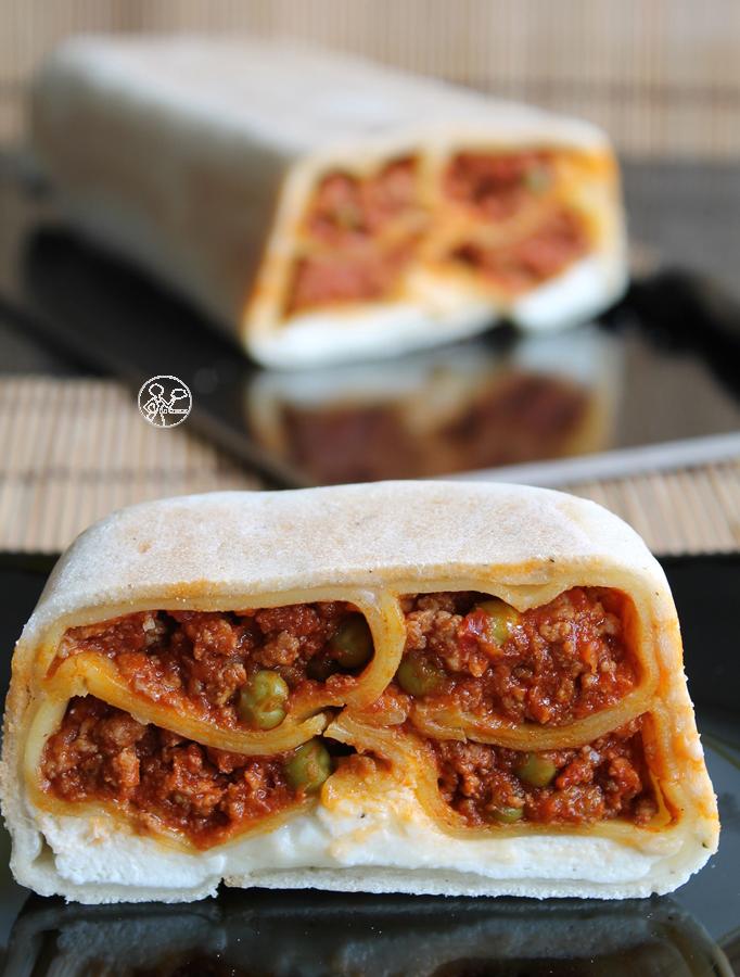 cannelloni in crosta per il 100% gffd