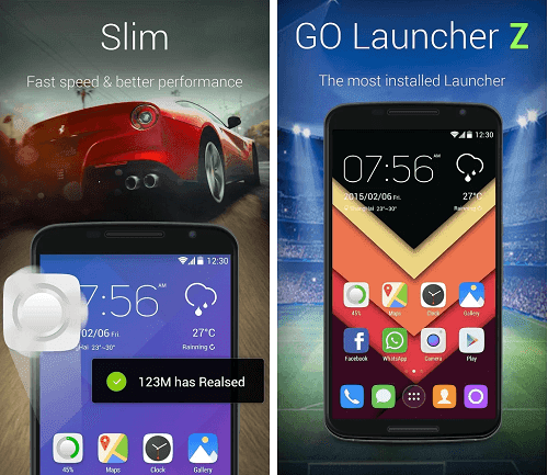 Downlaod Go Launcher EX Apk full features