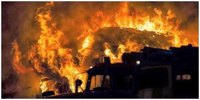 Membakar Demi Asuransi