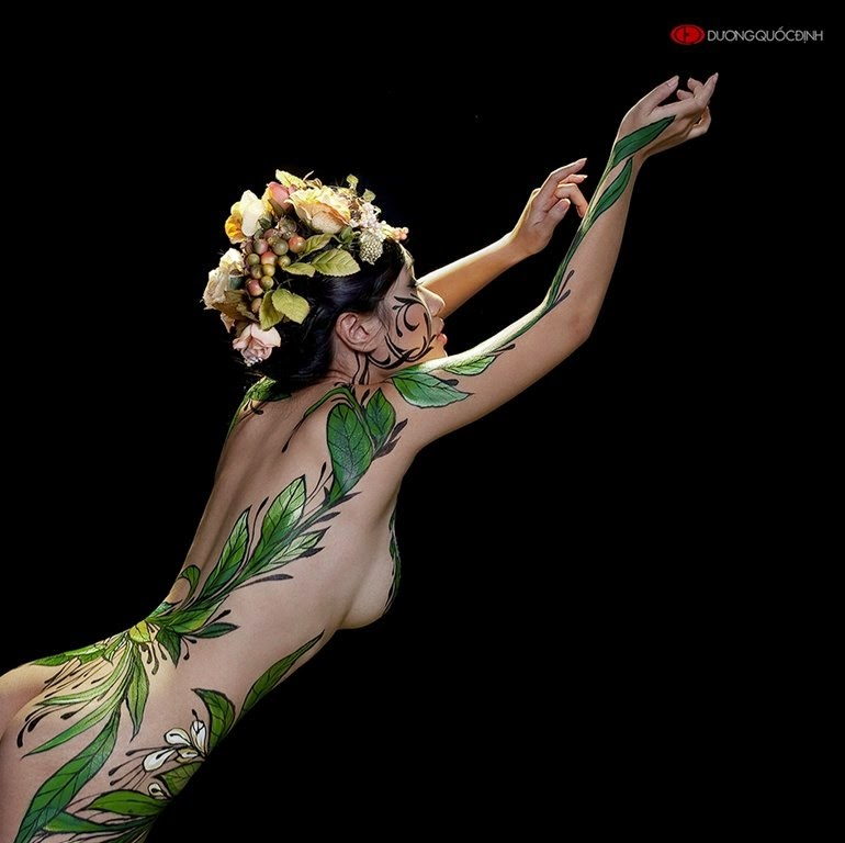 fotos-de-body-art-mujeres