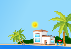 BigEscapeGames Beach House Escape 4
