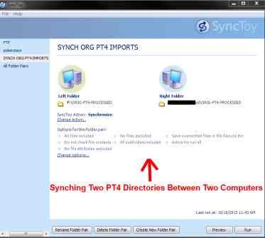 SyncToy 2.1