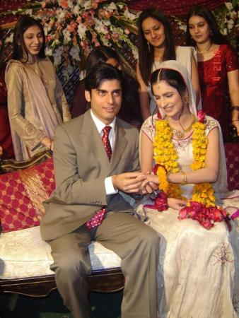 of fawad khan wedding pics of fahad mustafa wedding pics of imran khan ...