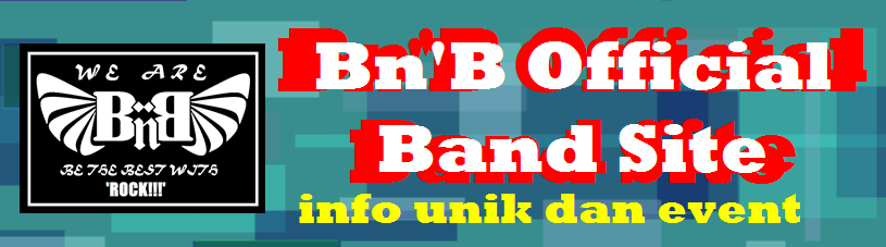 Bn'B Official Band Site