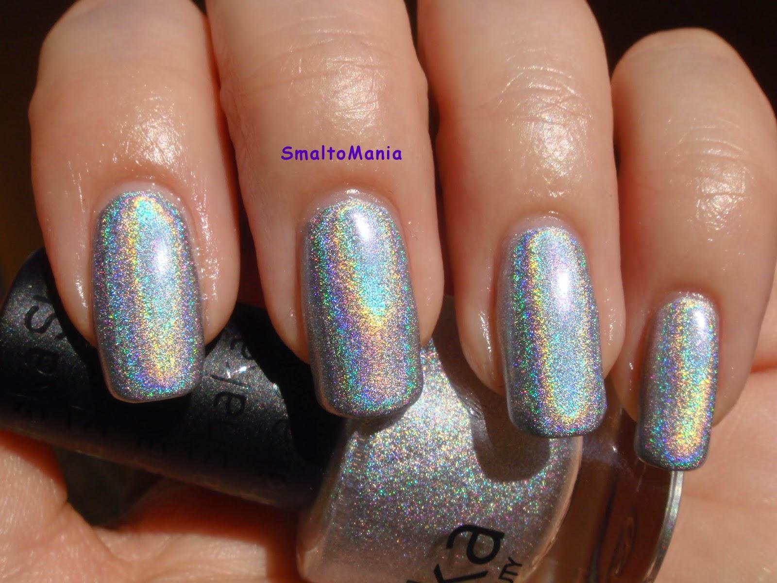Shaka Hologram Silver