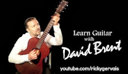 Learn Guitar with David Brent videos