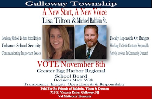 Galloway Team (Baldwin & Tilton)