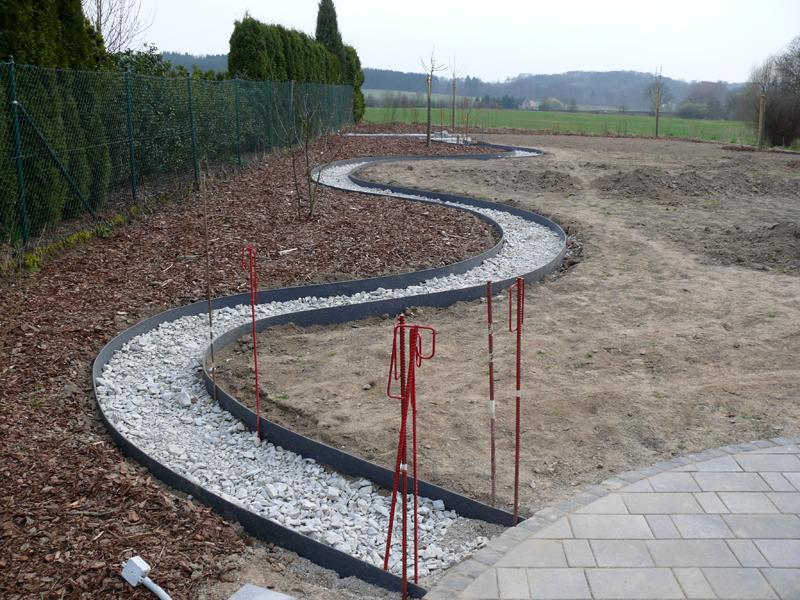 Gartenweg Pflastern. Gartenideen Gartenwege Ideen Ausgefallen ...
