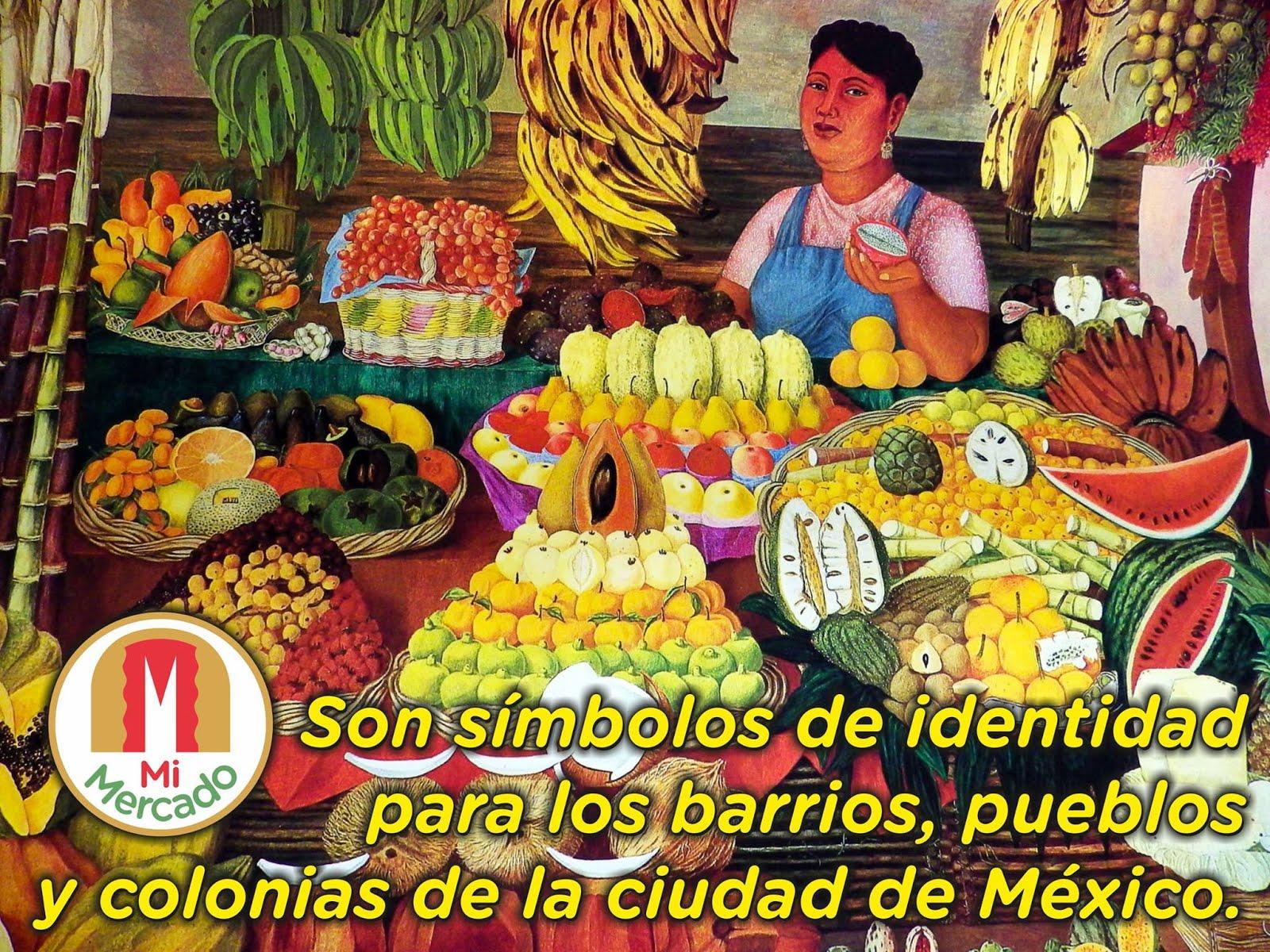 ¡México está en sus mercados!