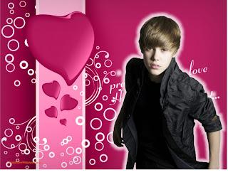 Valentine Wallpapers Justin Bieber