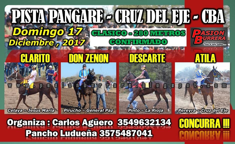 PANGARE 17 - 260