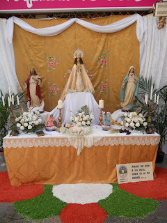 altar patrona