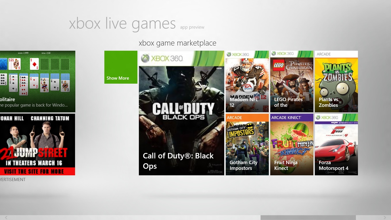 xbox marketing Microsoft's xbox one: good strategy, poor execution jun 13, 2014 12:16 pm et  held this week in los angeles regarding xbox one (xb1), following the marketing debacle that was the xbox one.