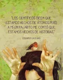 Estamos hechos de historias....