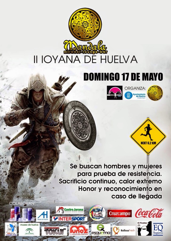 II IOYANA DE HUELVA