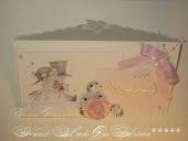 *Свадебная открытка - конверт*