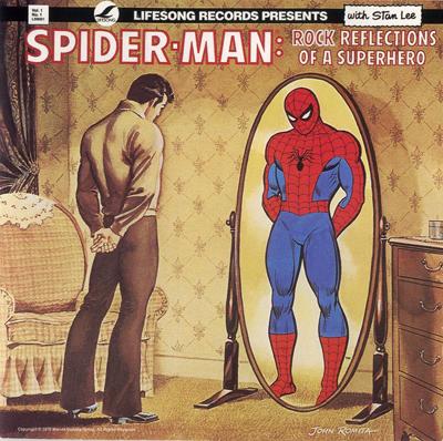 spiderman person