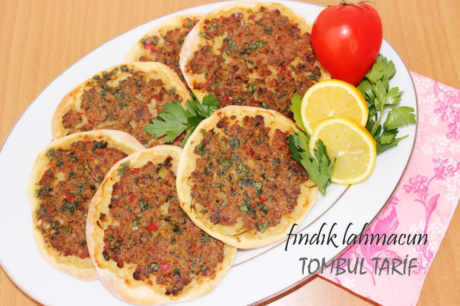 Fındık Lahmacun Tarifi
