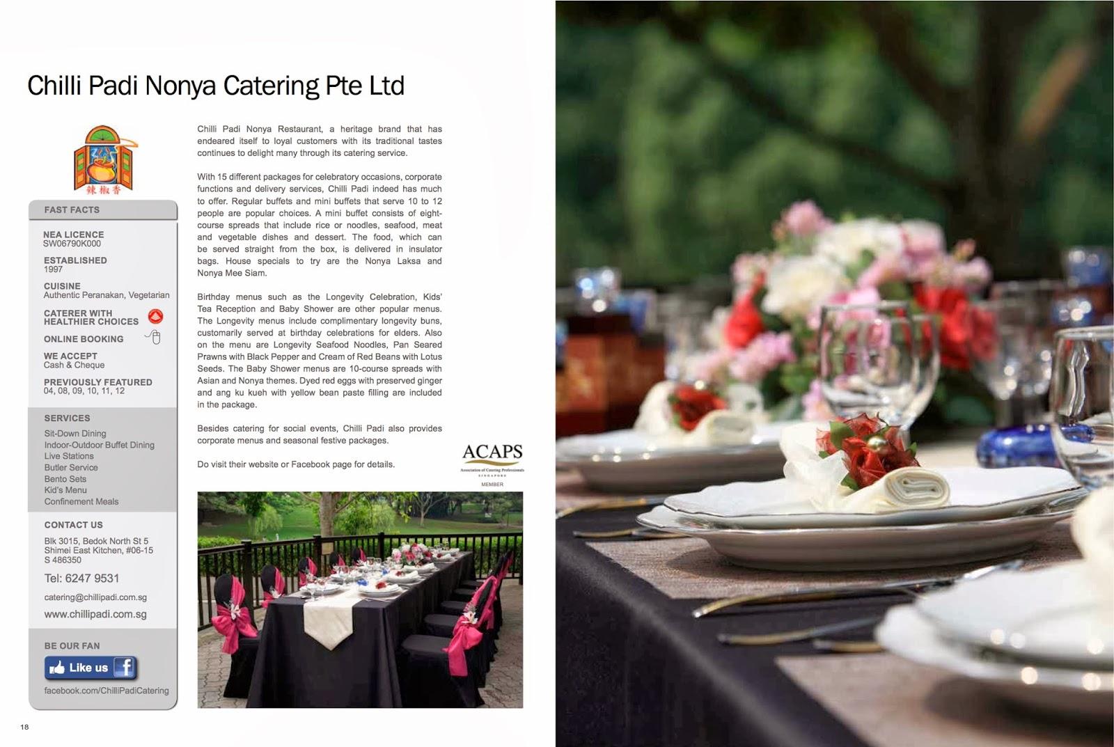 Chilli padi wedding