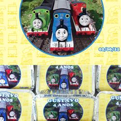 Marmitinhas de Guloseimas do Thomas & Friends