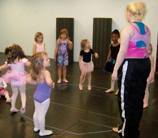 charlotte dance course ballet