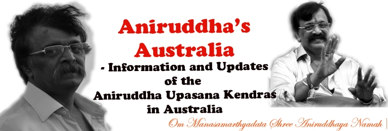 Welcome to Aniruddha's Australia Group