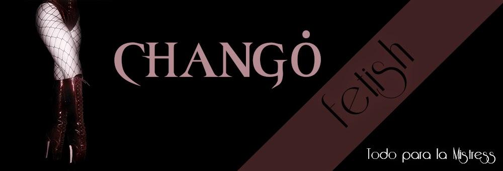 Changó Fetish