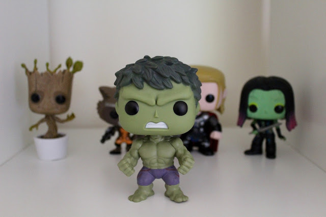Funko Pop! Vinyl Bobbleheads, The Hulk, Avengers, Age of Ultron