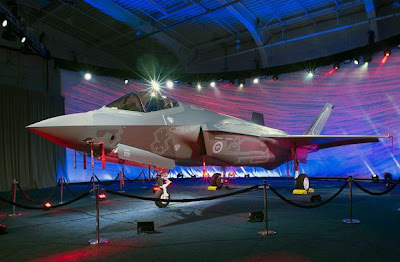 F-35A kedua Australia