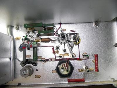 pré amplificador