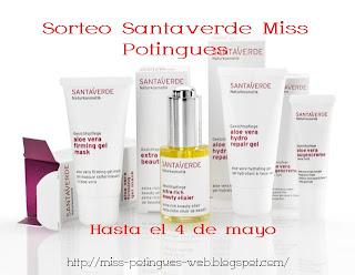 Sorteo Santaverde Miss Potingues