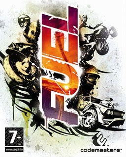 Fuel 2009 Game Cover Art