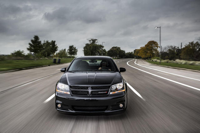 Dodge just announced that the 2013 Dodge Challenger Blacktop Edition , 2013 Dodge Charger Blacktop Edition and 2013 Dodge Avenger Blacktop Edition are all getting the Blacktop special edition treatment, which outfits the cars with some slick paint and plastic.