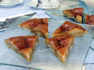 Torta de peras y canela facil