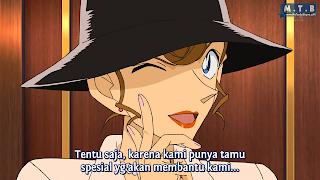 Detective Conan Episode 703